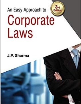 An easy approach to Corporate Laws